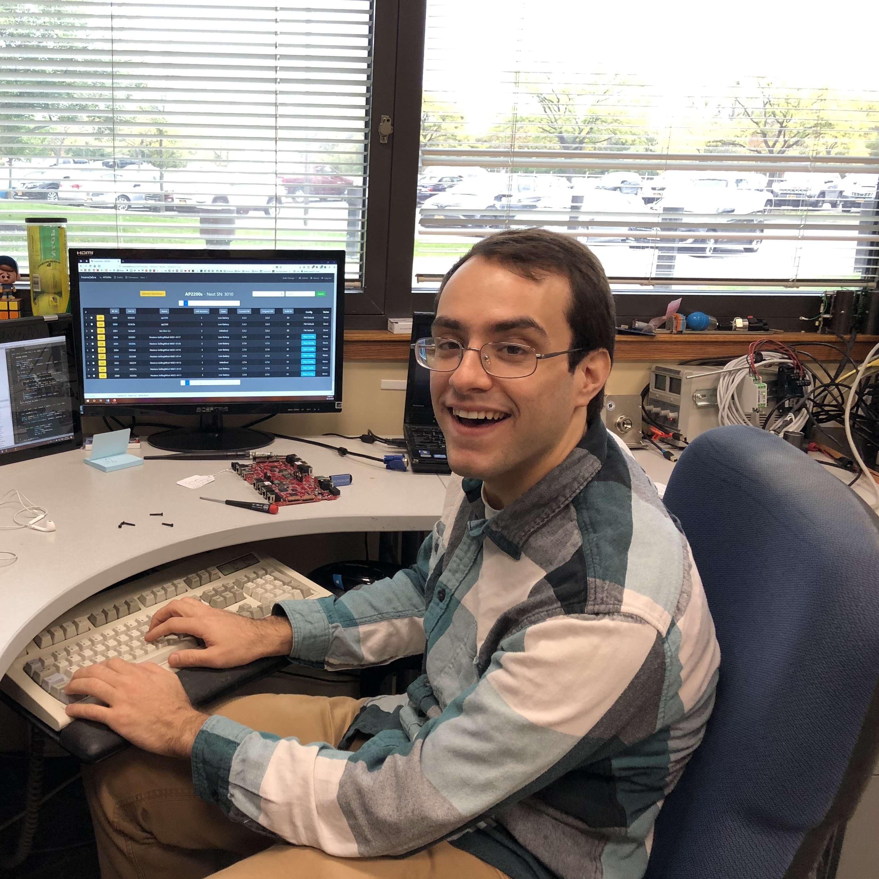 Employee Spotlight: Joseph Gambino – Embedded Software Engineer