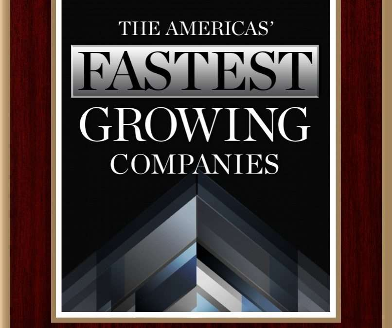 Poseidon Recognized as One of Americas' Fastest Growing Companies by Financial Times